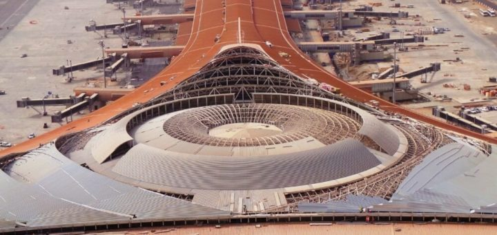 Новый аэропорт в Джидде