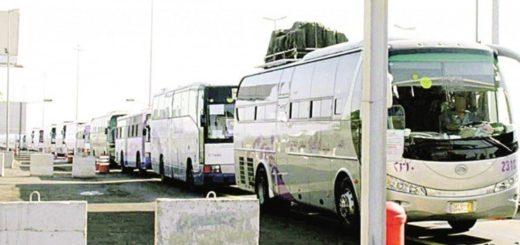 Запрет на старые автобусы